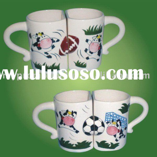 Eco-friendly ceramic cup for promotion