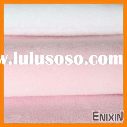 Fabric coral fleece