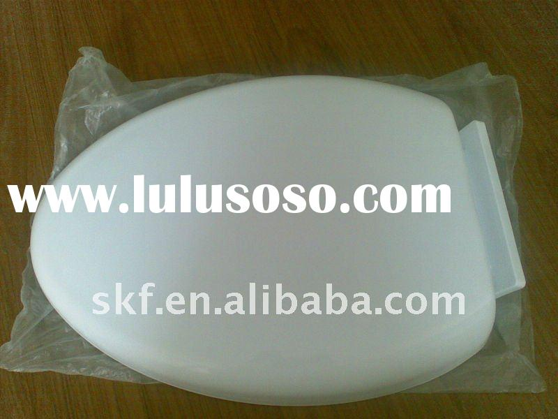 Fast-drop toilet seat cover