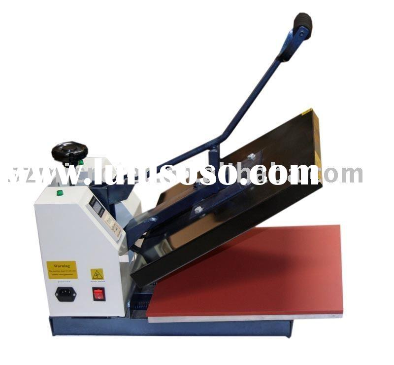 Flat Heat Press Machine For T Shirt For Sale Price China