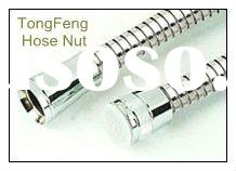 Flexible Shower Hose Connector Of Stainless Steel Tube OD16mm