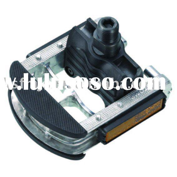 Folding bicycle pedal /high quality alloy bearing pedal bike pedal (wellgo F147/F-147)