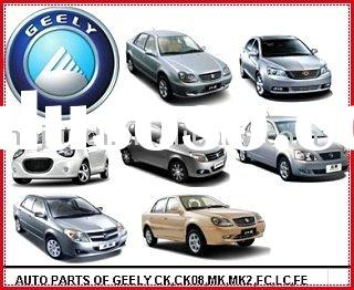 GEELY car auto spare PARTS for ck mk fc lc pe