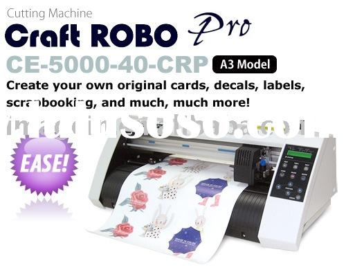 GRAPHTEC Craft ROBO vinyl cutter, cutting plotter