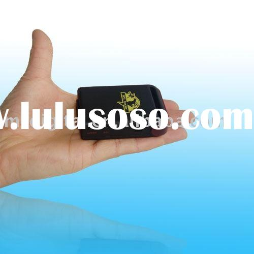 GSM/GPRS and GPS,SMS mini gps tracker