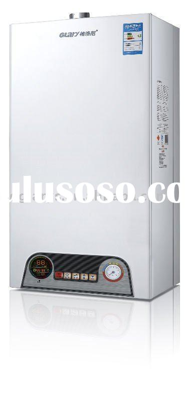 Glary temperature limit protection wall mounted gas boiler