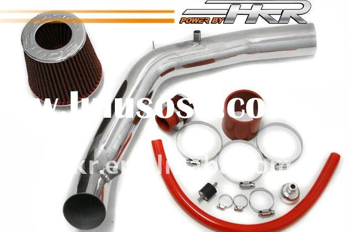 HKR auto part cold air intake pipe air induction pipe aluminum intake pipe