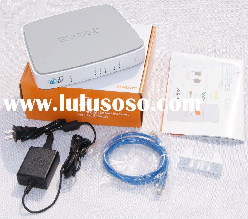 Hi-power 4 Lan Port ADSL Modem wireless Router 2Wire 2701HG-T