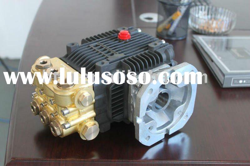 High Pressure Washer Triplex Plunger Pump Commercial