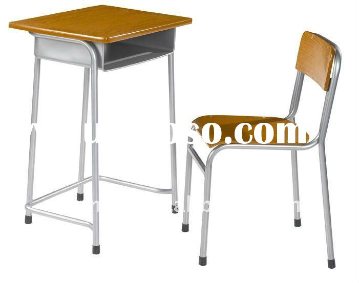 High Standard School Desk and Chair