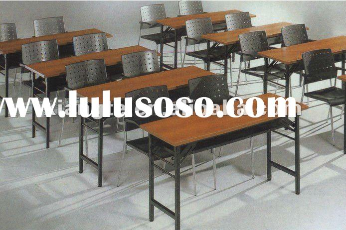 High-end School Furniture Desk and Chair