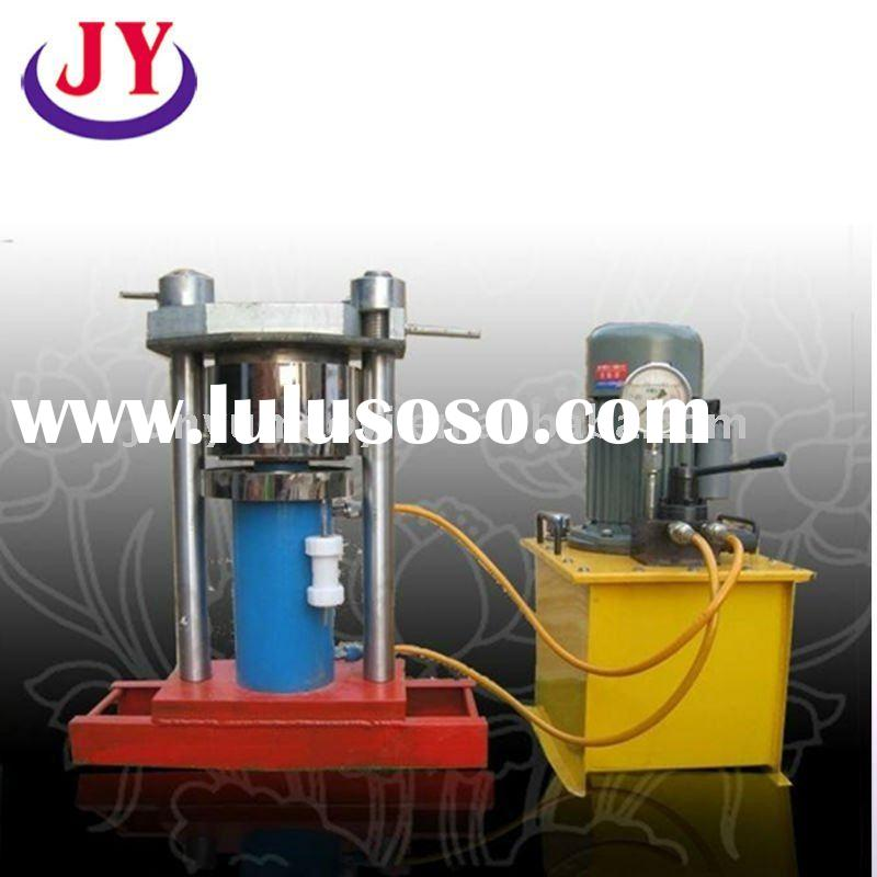 Home Use Small Style Hydraulic olive oil cold press machine