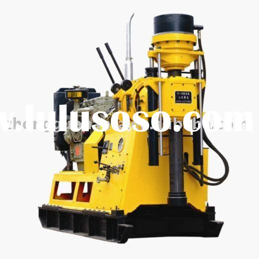 Hot Sale HF-3 Hydraulic Water Well Drilling Rig