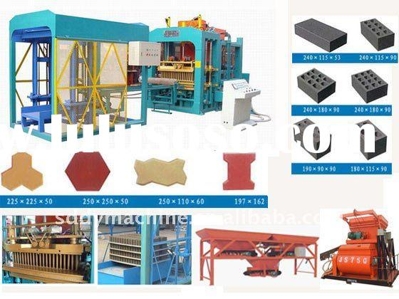 Hot sale in India!fly ash brick making machine line,clay bricks making machine