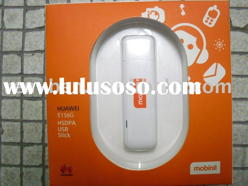 Huawei E156G HSDPA USB wireless card