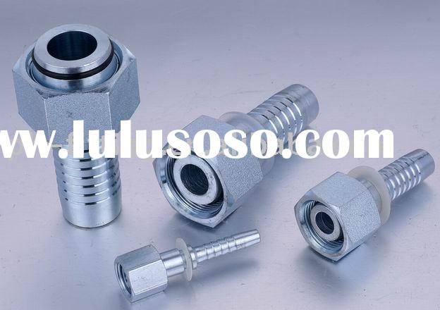 Metric Hose Fitting 24 Degree Cone Hydraulic Fitting For
