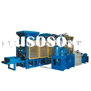 Hydraulic Mud Brick Making Machines