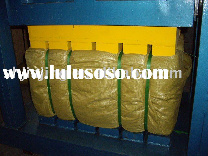 Hydraulic Used Clothing Press / Clothes Baler