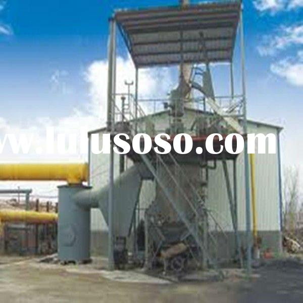 Industrial Energy-Saving Coal Gas Copper Melting Furnace