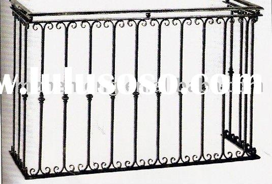 iron window grill design single/double hung window for sale - Price ...