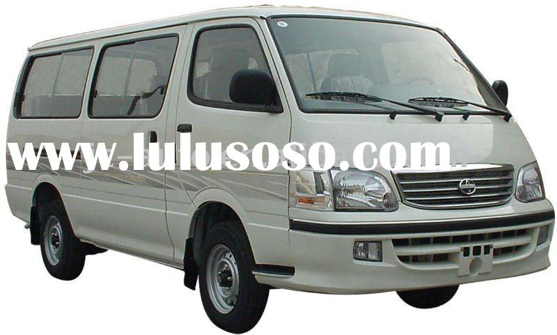 Jincheng 6-12 seats flat roof,flat nose JIncheng mini bus (GDQ6480A1)