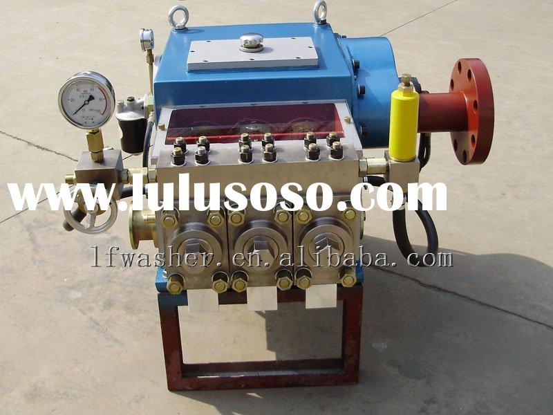 LF-195/20 high pressure washer pump, triplex plunger pump, high pressure water pump
