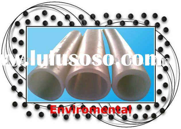 Large diameter silicone rubber tube