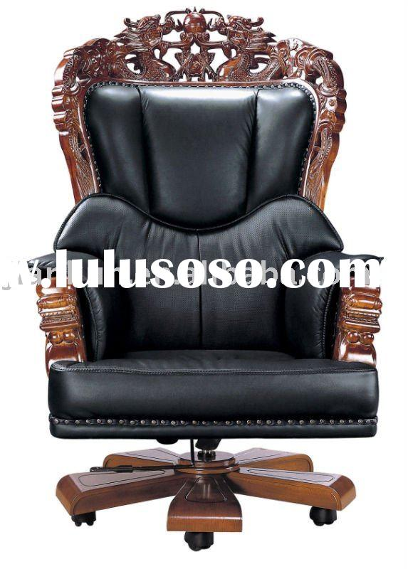 Leather Executive Office Chair(ZH-A888)