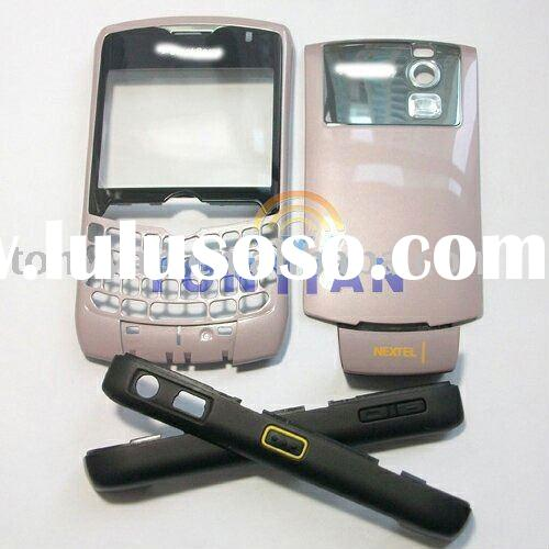 Light Pink housing for blackberry 8350i 8350 NEXTEL Cover+Side Rail