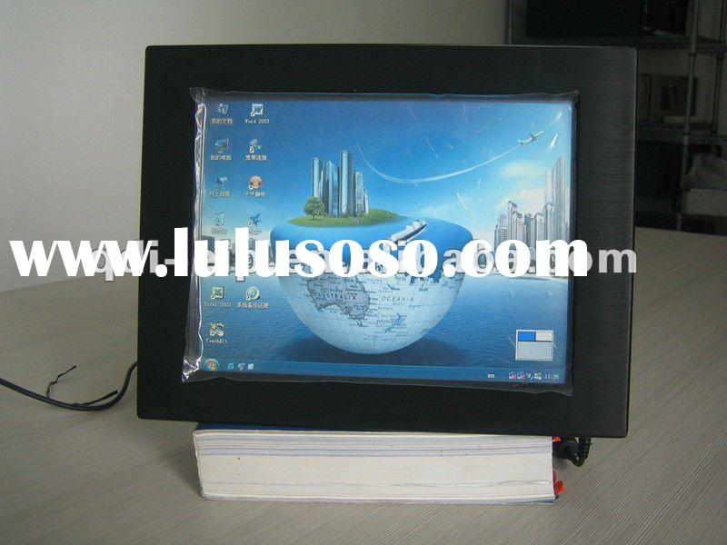 Mini Industrial touch Panel PC PPC104-N27
