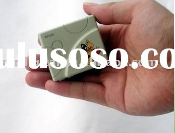 Mini Pet GPS Tracker,Real-Time Tracking / Location,40g