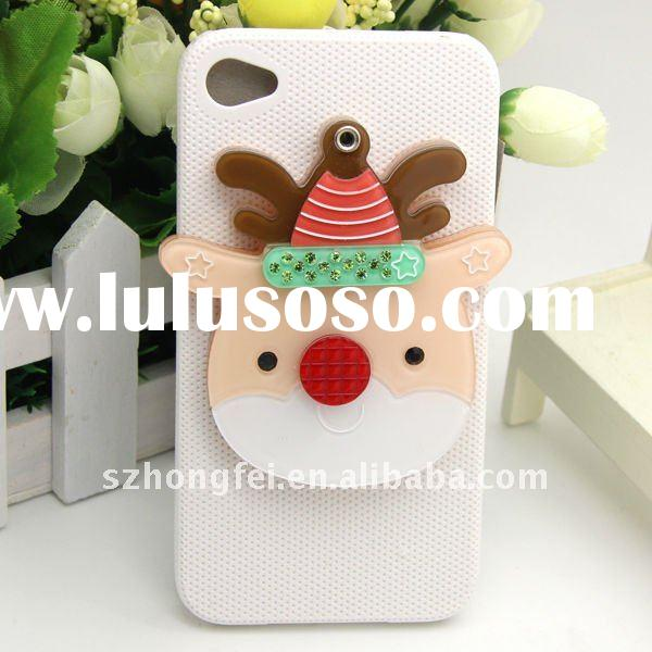 NEWEST!!! Good quality&best price for iPhone 4 cute mirror case