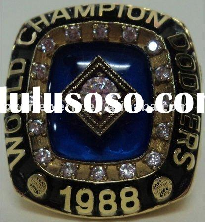 Nice championship ring for 1988 LOS ANGELES DODGERS