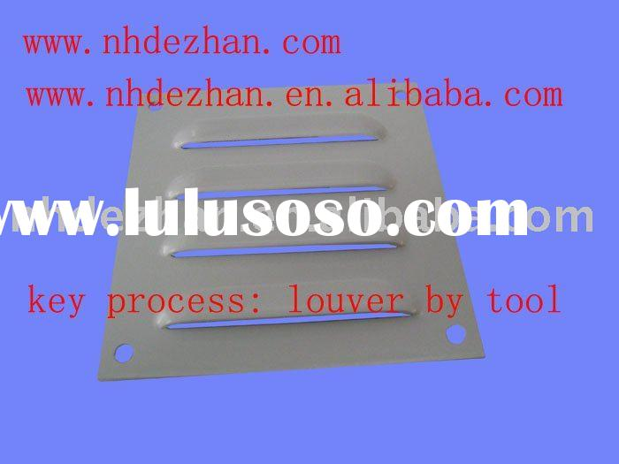 OEM high precision metal stamping part sheet metal support plate