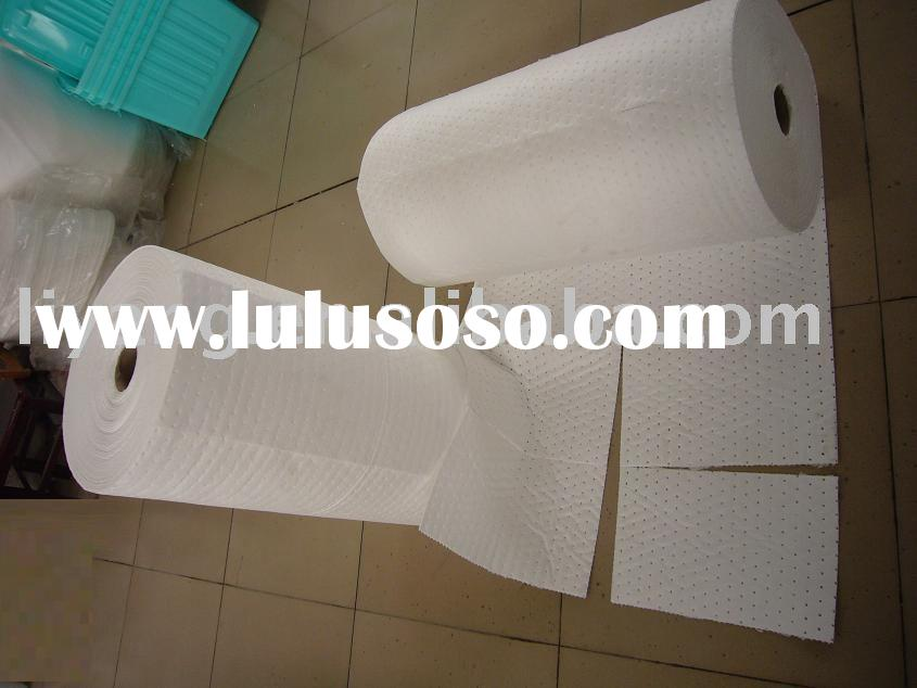 Oil absorbent Mats Roll