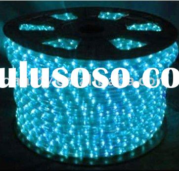 Outdoor GS/CE/UL/CCC approved LED Rope Light, LED Christmas lights,blue color
