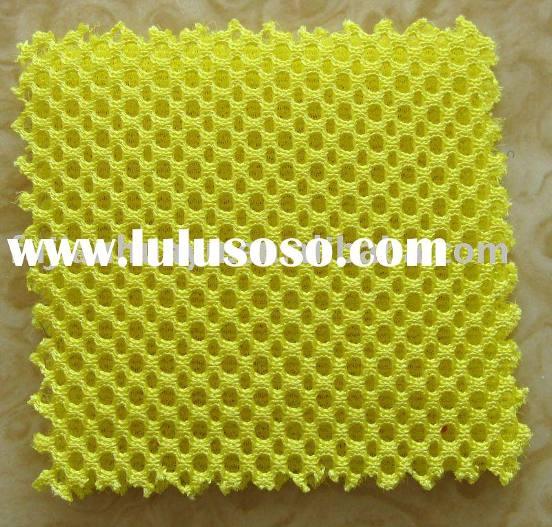 POLYESTER FLUORESCENT MESH FABRIC ( polyester& polyamide fabric)