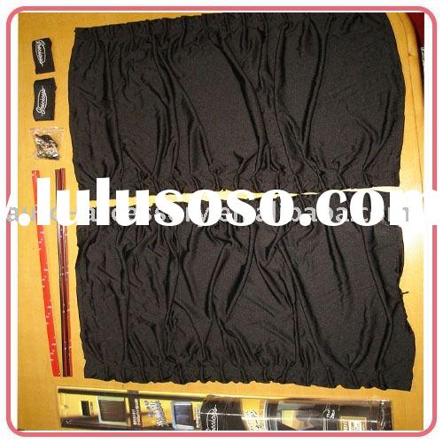 PVC car curtain,car curtain rail,auto curtain,car window curtain,car window shade,auto window curtai