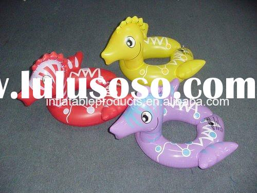 PVC inflatable duck swim ring