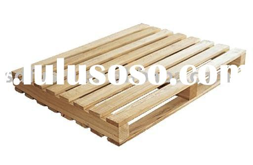 Pallet no need fumigation ,packing poplar plywood pallet