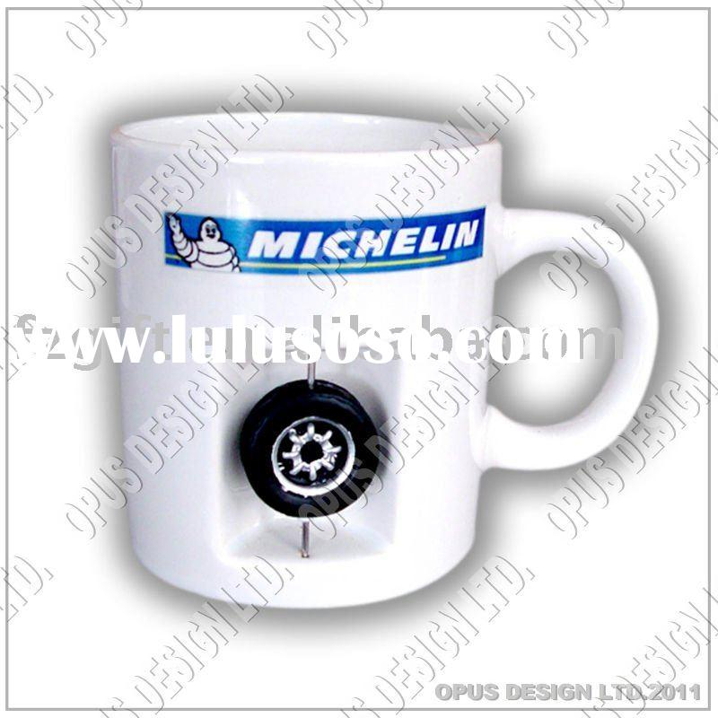 Personalized porcelain wholesale gift mugs for promotion