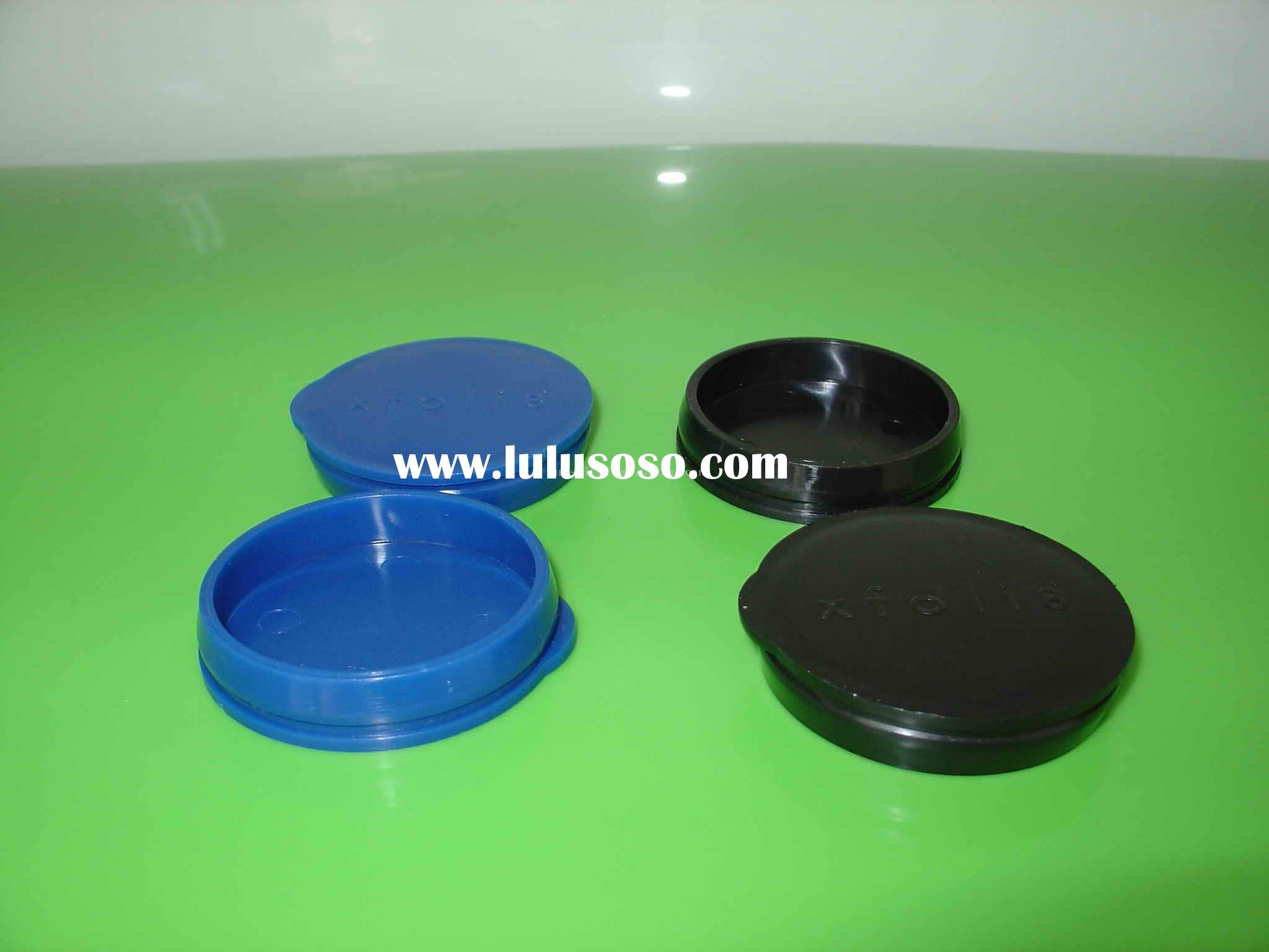 Plastic caps and plugs for packaging tubes sale