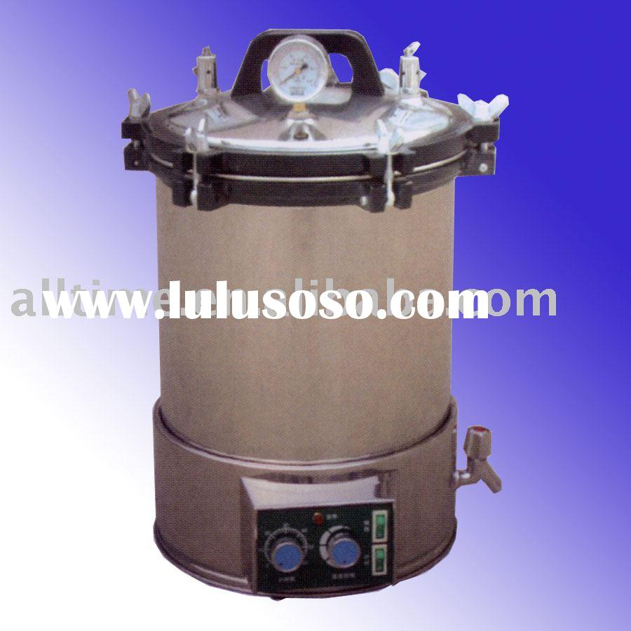 Portable Pressure Steam Sterilizer CT1015-302 PT-SS-280D-18L