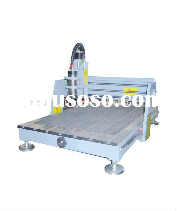 QX-6090 mini 3D wood cnc router machine