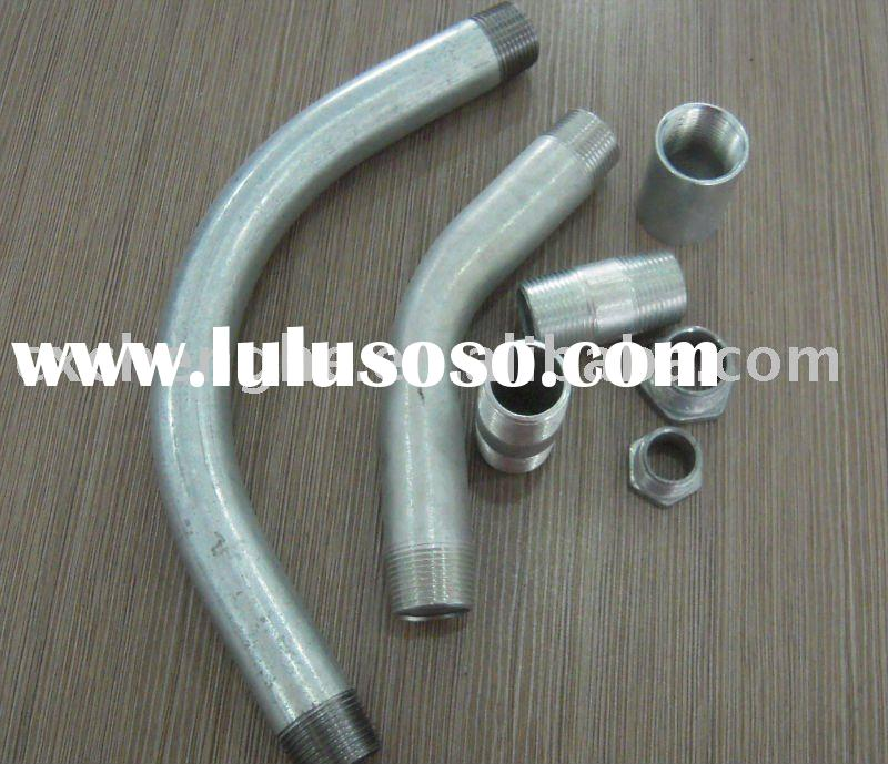 Elbows electrical conduit fittings rigid elbow channel