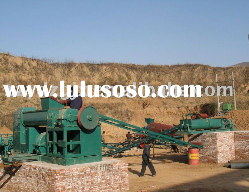 Red Burning Brick Making Machine by Kiln