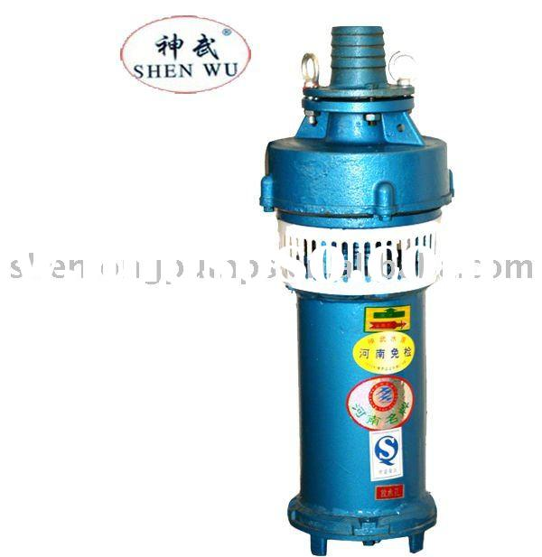 SHENWU electric small submersible domestic water pumps