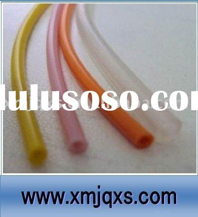 Silicone/Rubber hoses with Custom Size and colors