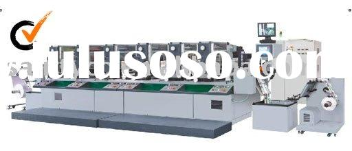 Smart-320 Fully-Automatic Rotary & Letter Press And Intermittent High-Speed Rotary Label Printin