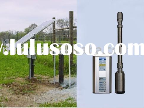 Solar water submersible pump Lift or head 100m